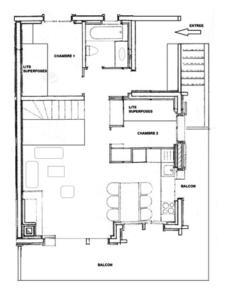 Pinot Gris 3, Apartmány  Verbier - big - 26