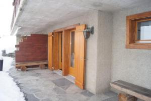 Pinot Gris 3, Apartmány  Verbier - big - 19
