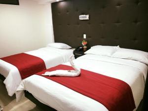 Hotel Imperial, Hotel  Ambato - big - 5