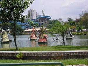 Apartamentos - Itapuã Residence, Apartmány  Salvador - big - 104