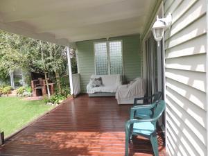 Lejlighed med terrasse