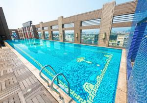 CK Serviced Residence, Апартаменты  Тайбэй - big - 60
