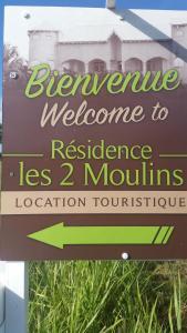 Apartment Moulins, Апартаменты  Le Moule - big - 43