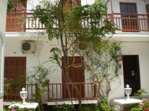 Hotel Maroulis, Hotely  Naxos Chora - big - 27