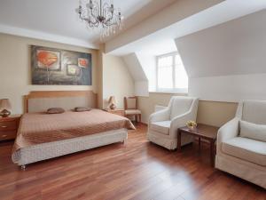 Rezidence Sadová, Aparthotely  Karlovy Vary - big - 13