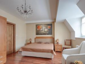 Rezidence Sadová, Aparthotely  Karlovy Vary - big - 14