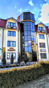 Senator Hotel, Hotely  Truskavets - big - 34