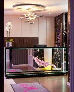 Hotel Moderne St Germain, Szállodák  Párizs - big - 32