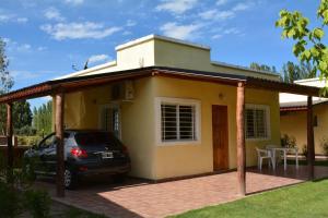 Ayres de Cuyo, Apartments  San Rafael - big - 21
