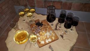 Guest House Gardenia & Wine Cellar, Penzióny  Lagodekhi - big - 20