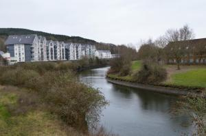Stunning Copper Quarter Apartment, Apartmanok  Swansea - big - 14