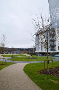Stunning Copper Quarter Apartment, Apartmanok  Swansea - big - 9