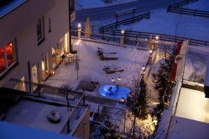 Alpen-Herz Romantik & Spa - Adults Only, Szállodák  Ladis - big - 62