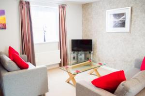 Stunning Copper Quarter Apartment, Apartmanok  Swansea - big - 26