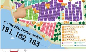 S - MOBILE HOME SOLINE, Prázdninové areály  Biograd na Moru - big - 50