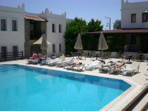 Hotel Atrium, Hotely  Bodrum City - big - 54