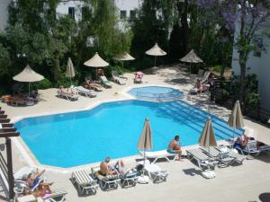 Hotel Atrium, Hotely  Bodrum City - big - 67