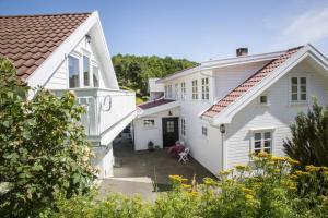 Bjoernestad Lista, Ferienhäuser  Farsund - big - 15
