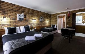 Park House Motor Inn, Motels  Oakey - big - 8