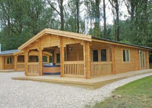 Peckmoor Farm Lodges, Holiday homes  Misterton - big - 11