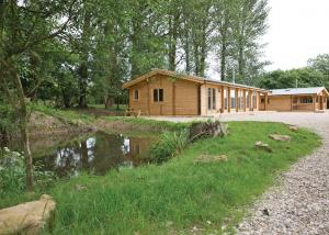 Peckmoor Farm Lodges, Nyaralók  Misterton - big - 5