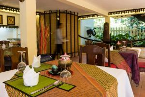 HanumanAlaya Colonial House, Hotely  Siem Reap - big - 72