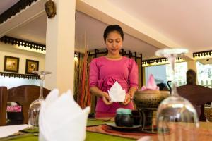HanumanAlaya Colonial House, Hotely  Siem Reap - big - 71