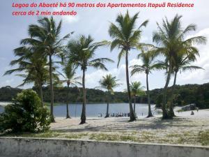 Apartamentos - Itapuã Residence, Apartmány  Salvador - big - 36