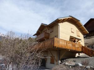 Chalet Le Villard, Alpesi faházak  Enchastrayes - big - 22