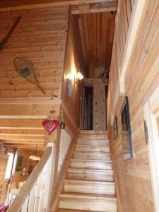 Chalet Le Villard, Alpesi faházak  Enchastrayes - big - 17