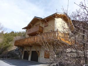 Chalet Le Villard, Alpesi faházak  Enchastrayes - big - 23