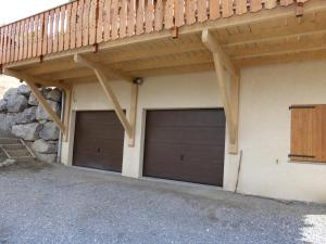 Chalet Le Villard, Alpesi faházak  Enchastrayes - big - 24