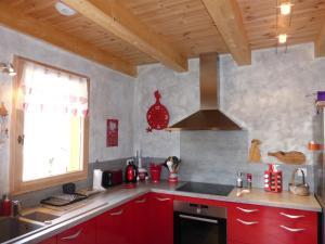 Chalet Le Villard, Alpesi faházak  Enchastrayes - big - 13