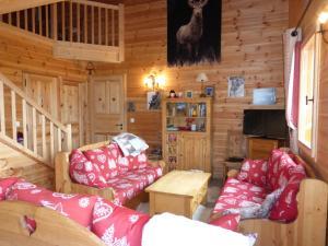 Chalet Le Villard, Alpesi faházak  Enchastrayes - big - 1
