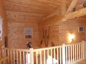 Chalet Le Villard, Alpesi faházak  Enchastrayes - big - 8