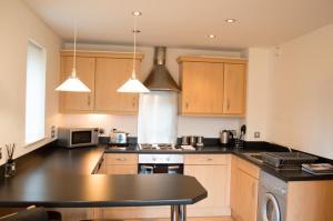 Riverside Apartment in Copper Quarter, Apartmány  Swansea - big - 10