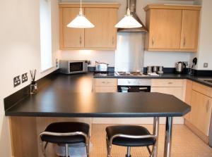 Riverside Apartment in Copper Quarter, Apartmány  Swansea - big - 13