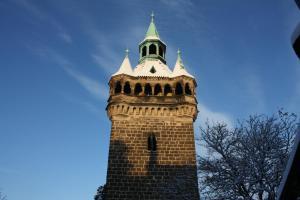 Schlosshotel zum Markgrafen, Отели  Кведлинбург - big - 22