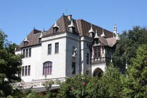 Schlosshotel zum Markgrafen, Отели  Кведлинбург - big - 21