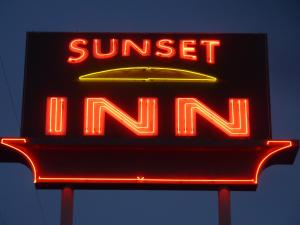 Sunset Inn, Мотели  Grants Pass - big - 1