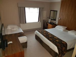 Best Western Rockingham Forest Hotel, Hotels  Corby - big - 13