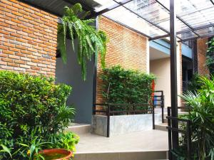 The Coconut Hotel, Hotel  Lampang - big - 16