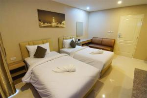 The Coconut Hotel, Hotely  Lampang - big - 5