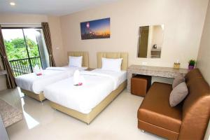 The Coconut Hotel, Hotel  Lampang - big - 7
