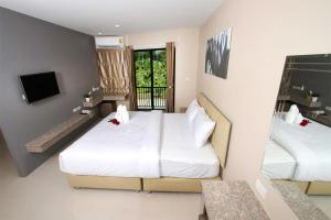 The Coconut Hotel, Hotely  Lampang - big - 8