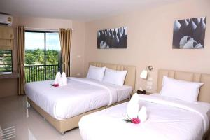 The Coconut Hotel, Hotel  Lampang - big - 12
