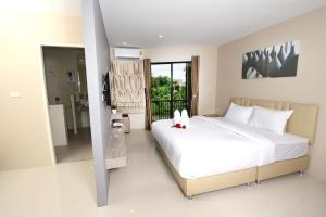 The Coconut Hotel, Hotely  Lampang - big - 13