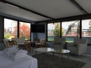 Joan Apartments & Spa, Appartamenti  Skopje - big - 33