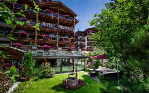 Hotel Bellerive Chic Hideaway, Hotely  Zermatt - big - 98