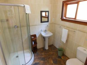 Family Room with Shared Bathroom